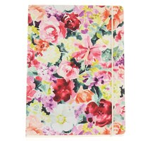 GO Stationery Watercolour Lily A5 Notebook by Go Stationery