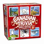 Canadian Trivia Family Edition