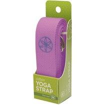 Gaiam Yoga Strap - Purple (6 feet)