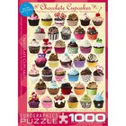 Chocolate Cupcakes 1000 Piece Puzzle