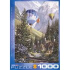 Soaring with Eagles 1000 Piece Puzzle