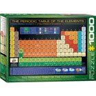 1000 Piece The Periodic Table of Elements Puzzle