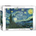 1000 Piece Van Gogh Starry Night Puzzle