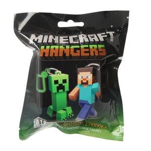 Minecraft Hanger Figures