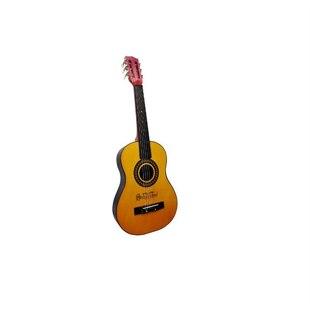 Acoustic Guitar Oak/Mahogany