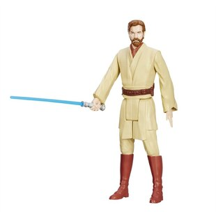 Star Wars Episode III Figure -  Obi Wan Kenobi