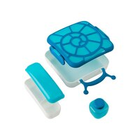 BOON BENTO Lunch Box Snail Blue by Boon