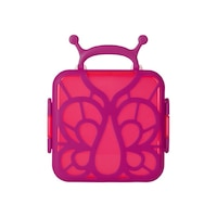 BOON BENTO Lunch Box Butterfly Pink by Boon