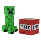 Minecraft Core Creeper with Accessories