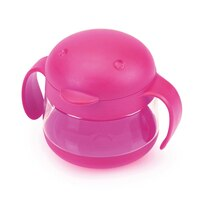 Ubbi Tweat Snack Container - Hot Pink  by Ubbi