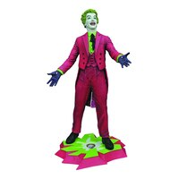 Batman: Batman Classic 1966 TV Series Premier Collection Joker - Statue by No Brand