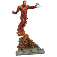 Marvel Milestones: Iron Man Civil War Movie - Statue by No Brand