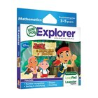 Explorer Game Cartridge -  Jake and the Neverland Pirates