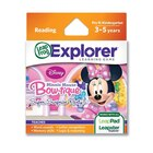 LeapFrog Explorer Game Minnie Mouse Bow-tique Super Surprise Party! - English