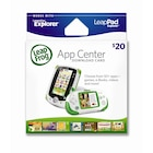 LeapFrog App Center Download Card - $20