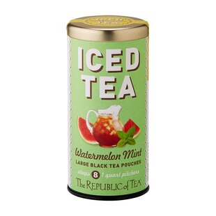 Iced Tea – Watermelon Mint Black Tea