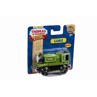 Thomas and Friends Wooden Railway Engine - Luke