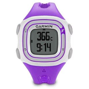 Garmin Forerunner 10 GPS Running Watch - Violet