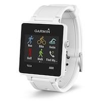 Garmin Vivoactive GPS Smartwatch - White by Garmin