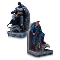 DC Comics: Superman & Batman - Bookends by No Brand
