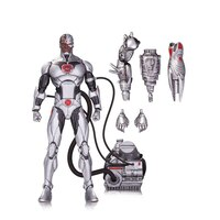 DC Icons: Cyborg - Action Figure by No Brand