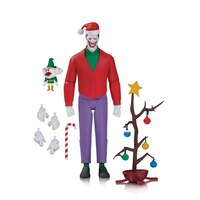 Batman: The Animated Series Christmas With The Joker - Action Figure