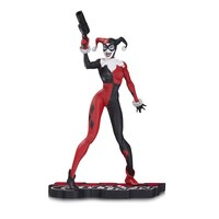 Harley Quinn: Red, White & Black Statue by Jim Lee by No Brand