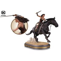 Wonder Woman Movie: Wonder Woman on Horseback - Deluxe Statue by No Brand
