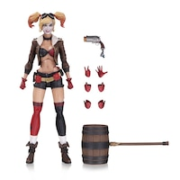 DC Bombshells: Harley Quinn - Action Figure by No Brand