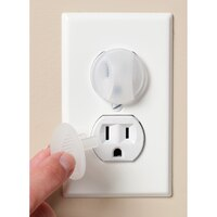 KIDCO ELECTRICAL OUTLET CAPS 24 PACK by KidCo