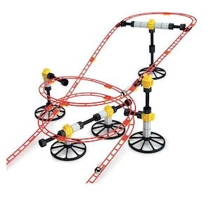 Quercetti Skyrail Roller Coaster - 150 Pcs