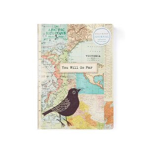 Journal Traveling Bird
