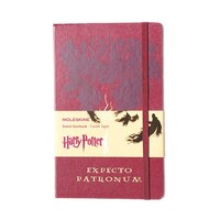 Moleskine Limited Edition Harry Potter Large Ruled Notebook - Expecto Patronum  by Moleskine