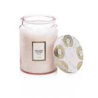 Voluspa(r) Large Glass Jar Candle - Panjore Lychee by Voluspa