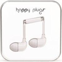 Happy Plugs In-ear - White By Happy Plugs
