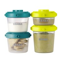 BEABA Clip Containers Pack of 6 by Beaba