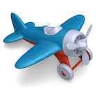 Green Toys Airplane - Blue