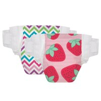 Honest Diapers - Size 3, Pack of 68  by The Honest Company