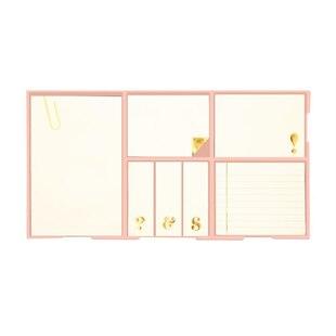 Sticky Note Set - Assorted Gold