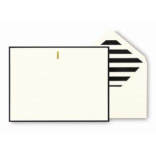 Monogram Cards I