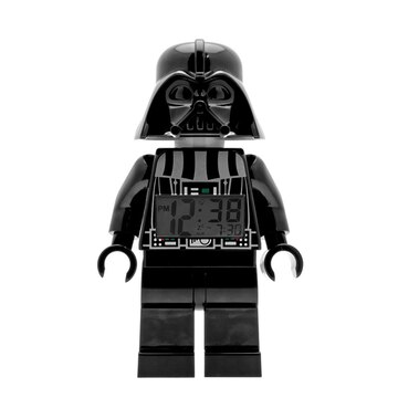 Lego Star Wars Clock - Darth Vader