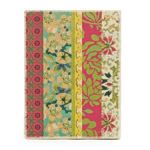 Deconstructed Journal Floral