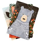 Set of 3 Notebooks - Woodland Creatures