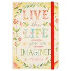 Live the Life Compact Journal