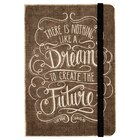 Chalkboard Dream Compact Journal