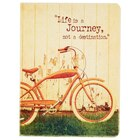 Life is a Journey Deconstructed Journal