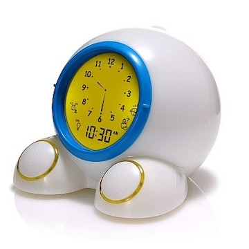 Teach Me Time! Talking Alarm Clock and Nightlight