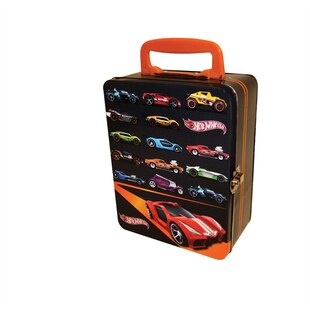 Neat-Oh! Hot Wheels 18 Car Tin