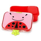 Zoo Lunch Box - Lady bug