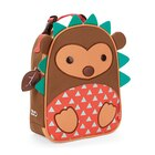 Zoo Insulated Lunch Bag - Hedgehog